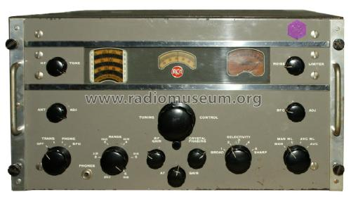 CR-91 ; RCA RCA Victor Co. (ID = 1760495) Receiver-C