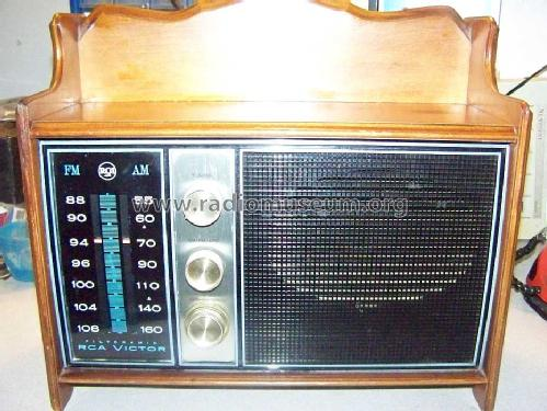 Filteramic 4RC84; RCA RCA Victor Co. (ID = 1324764) Radio