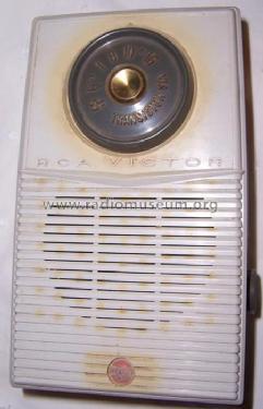PT-1 Transistor Six Ch= RC-1189B Radio RCA RCA Victor Co.