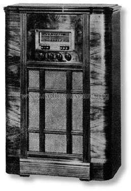 U20 Ch=RC-498; RCA RCA Victor Co. (ID = 712655) Radio