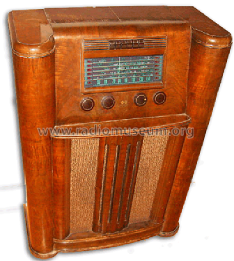 A31 Radio RCA Victor International, Montreal, build