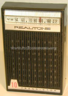Allied TR-1053; Realtone Electronics (ID = 744377) Radio