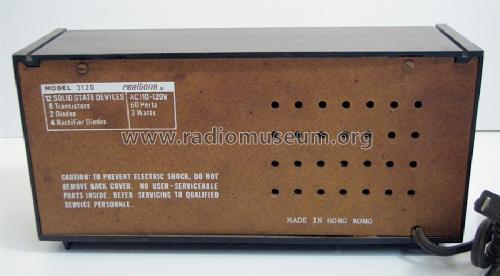 3120 Radio Realtone Electronics Ltd Hongkong Build 1970 Rhradiomuseumorg: Tr 2051 Radio Realtone Electronics Inc Where Build At Gmaili.net