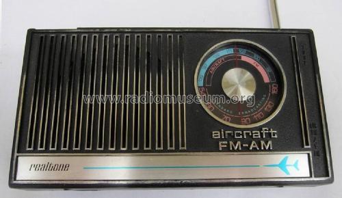 Aircraft FM-AM 2306 Radio Realtone Electronics Inc