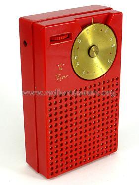 Regency Tr 1 Pocket Radio Radio Regency Brand Of I D