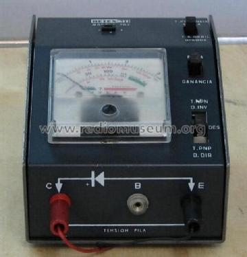 Transdiometro TD-2; Retex S.A.; (ID = 918351) Equipment