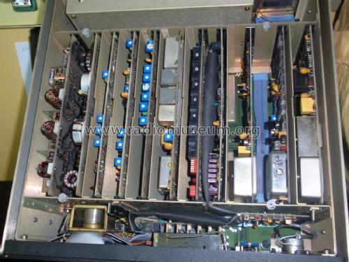 Harris Synthesized Channelized HF-SSB TRX RF Communications,