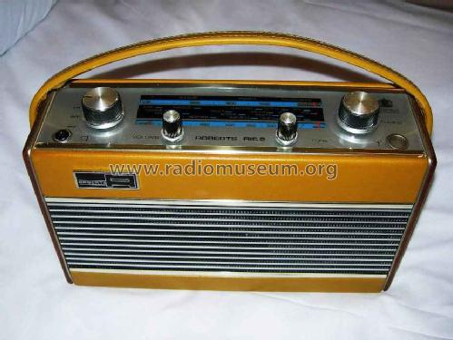 RIC2; Roberts Radio Co.Ltd (ID = 176027) Radio