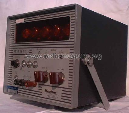 Digital Voltmeter A1335 Equipment Rochar 233 Lectronique