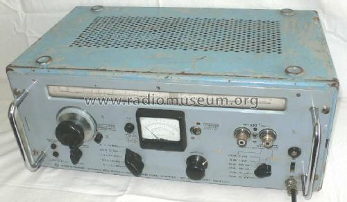 Leistungs-Messsender SMLR ; Rohde & Schwarz, PTE (ID = 298832) Equipment