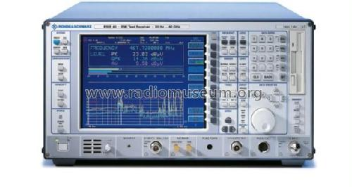 EMI Test Receiver ESIB 7; Rohde & Schwarz, PTE (ID = 2122037) Equipment