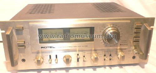 Integrated Stereo Amplifier RA-1312; Rotel, The, Co., Ltd (ID = 391185) Verst/Mix