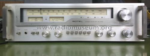 Stereo Receiver RX-603; Rotel, The, Co., Ltd (ID = 1745318) Radio