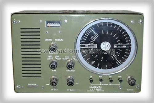 Sailor R108; S.P. Radio A/S; (ID = 394596) Receiver-C
