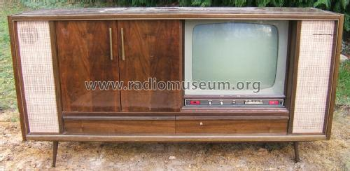 Bodensee Vollautomatic 126 Stereo; SABA; Villingen (ID = 1791149) TV Radio