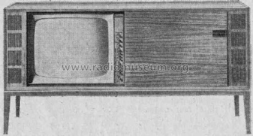 Bodensee Vollautomatic Stereo; SABA; Villingen (ID = 301689) TV Radio