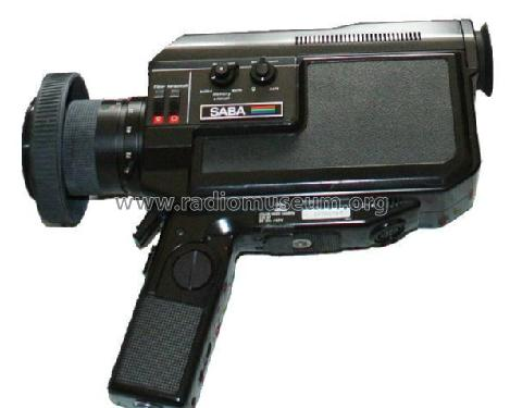 Color Video Camera CVC67; SABA; Villingen (ID = 1838969) TV-studio