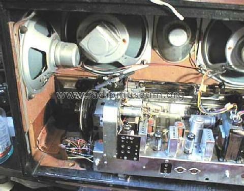 Freiburg Vollautomatic 125-Stereo Radio SABA; Villingen
