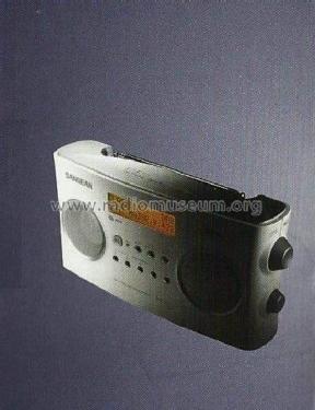 DAB/ FM-RDS Portable stereo Radio DPR-25 Radio Sangean; Chun