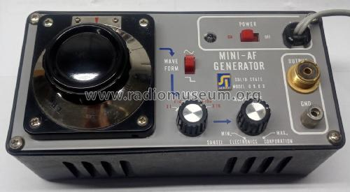Mini AF Generator 6803; Sansei Electronics (ID = 2587341) Equipment
