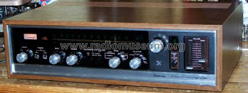 4 Channel Receiver QR-1500; Sansui Electric Co., (ID = 1411420) Radio