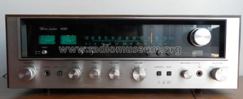 Stereo Receiver 6060; Sansui Electric Co., (ID = 1519220) Radio
