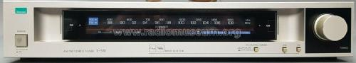 AM/FM Stereo Tuner T-510; Sansui Electric Co., (ID = 2501594) Radio