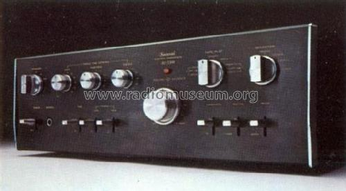 AU5500; Sansui Electric Co., (ID = 566342) Ampl/Mixer
