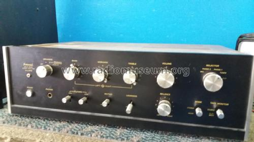 AU-666; Sansui Electric Co., (ID = 2144894) Ampl/Mixer