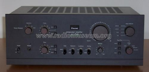 AU-719; Sansui Electric Co., (ID = 1303103) Ampl/Mixer