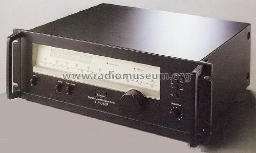 Digital Quartz Locked Tuner TU-D607; Sansui Electric Co., (ID = 674343) Radio