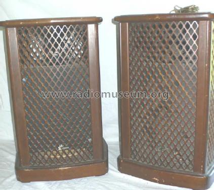 SF-1; Sansui Electric Co., (ID = 250553) Speaker-P