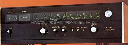 Solid State Stereophonic Tuner TU-888; Sansui Electric Co., (ID = 674271) Radio