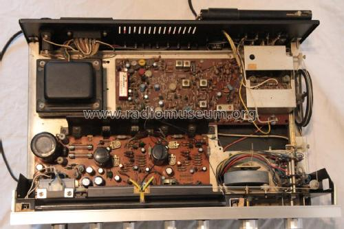 Stereo Tuner Amplifier Solid State 310 Radio Sansui Electric