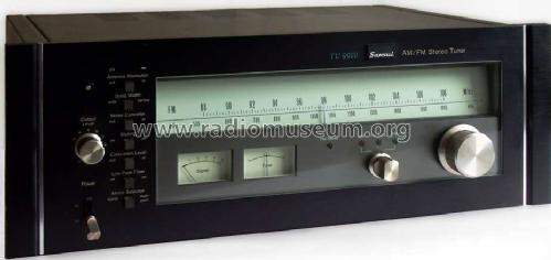 AM/FM Stereo Tuner TU-9900; Sansui Electric Co., (ID = 344790) Radio