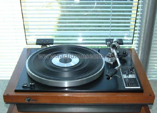 Stereo Turntable SR-4050 C; Sansui Electric Co., (ID = 2095697) R-Player
