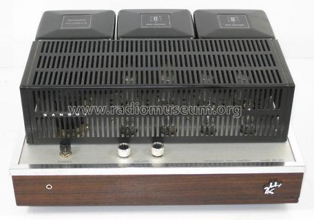 Stereophonic Basic Amplifier BA-202; Sansui Electric Co., (ID = 1353666) Ampl/Mixer