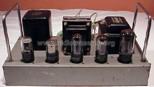 unknown ; Sansui Electric Co., (ID = 426553) Ampl/Mixer