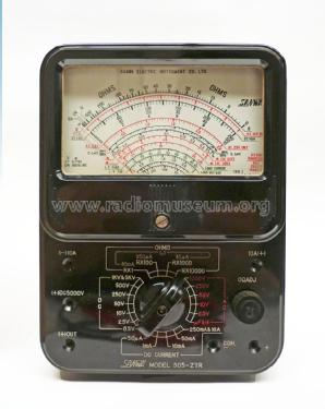 Multimeter 305-ZTR; Sanwa Electric (ID = 1635319) Equipment