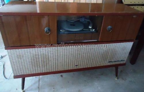 All Transistor Stereophonic Radio & Changer DC-600CA; Sanyo Electric Co. (ID = 1715422) Radio
