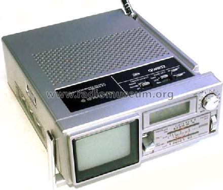 am fm quartz alarm clock radio tv tv radio sanyo electric rh radiomuseum org