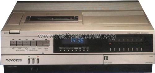 Betacord Video Cassette Recorder VTC-5000; Sanyo Electric Co. (ID = 452190) R-Player