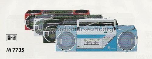 Cubic Stereo M-7735; Sanyo Electric Co. (ID = 646582) Radio