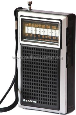 AM/FM 2-Band Portable RP5055; Sanyo Electric Co. (ID = 1967816) Radio