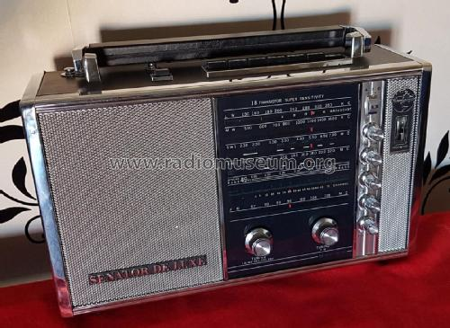 Transworld 18H-815; Sanyo Electric Co. (ID = 2632782) Radio