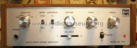 RS-1515; SB ELEKTRONIK, (ID = 354026) Ampl/Mixer