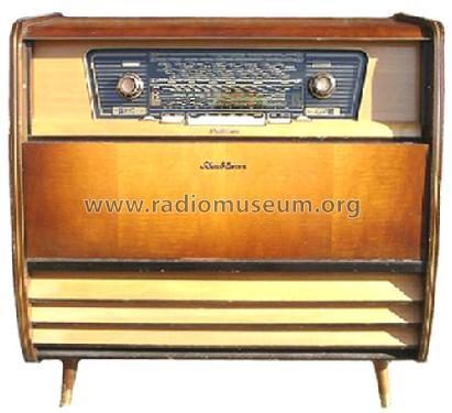 Erstaunlich Balalaika 58 7008 PW Telefunken Radio Schaub und Schaub- RF94