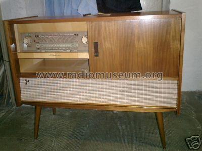 Balalaika stereo 40 22560 61 mattiert radio schaub und schau for Dieter schaub