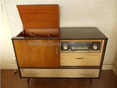 ballerina stereo 20f radio schaub und schaub lorenz build. Black Bedroom Furniture Sets. Home Design Ideas