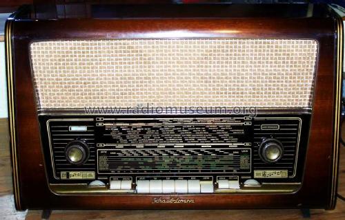 Erstaunlich Goldsuper 58 3005 Radio Schaub und Schaub-Lorenz, build RF94